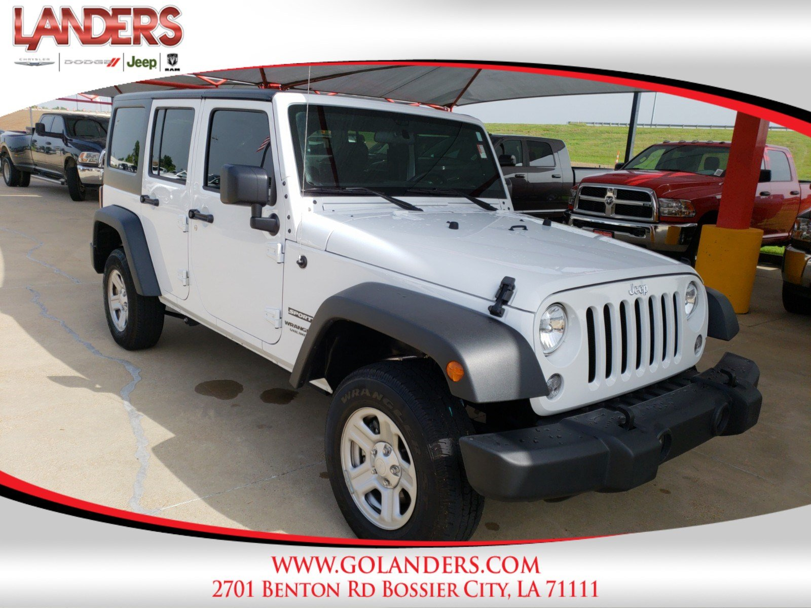 Certified Pre Owned 2017 Jeep Wrangler Unlimited Sport