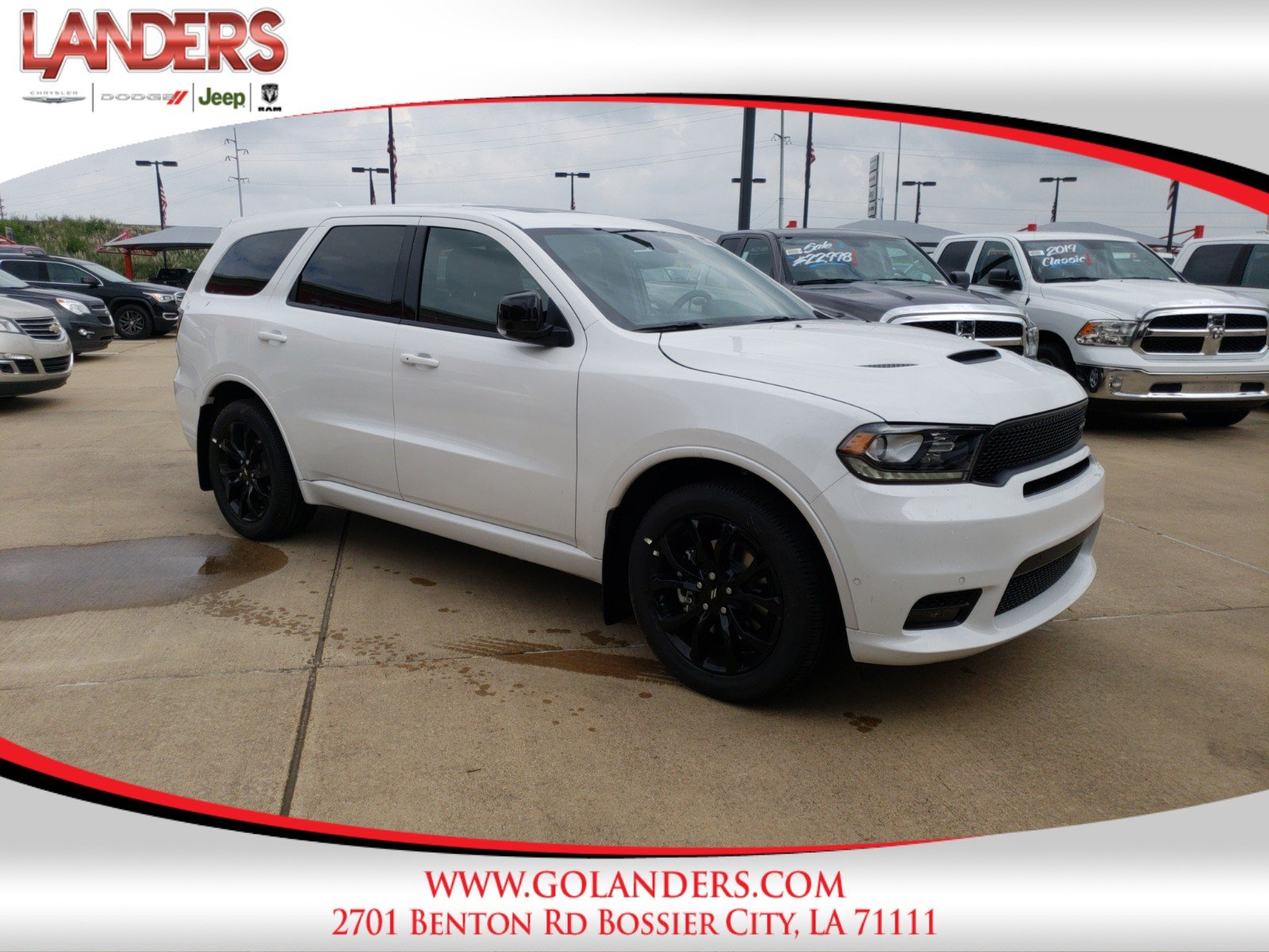 New 2019 Dodge Durango R T Sport Utility In Bossier City Kc525136 2001 Toyota 4runner Fuel Filter Location
