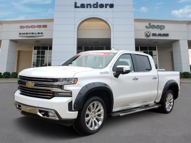 Pre-Owned 2019 Chevrolet Silverado 1500 High Country