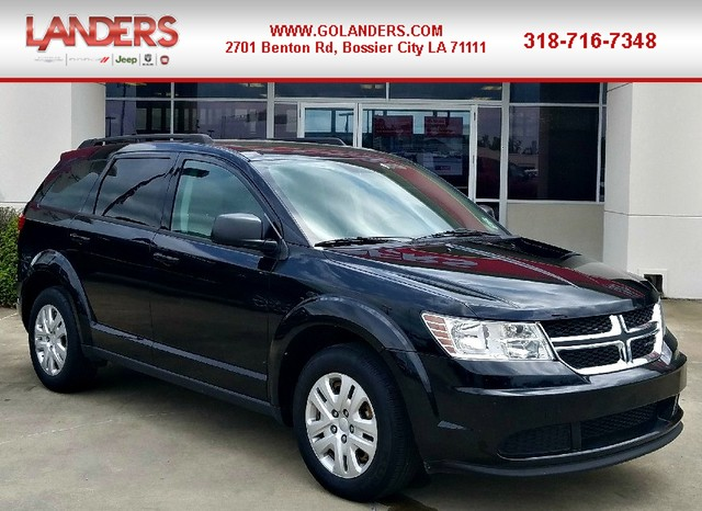 2016 Dodge Journey >> Certified Pre Owned 2016 Dodge Journey Se Front Wheel Drive Suv