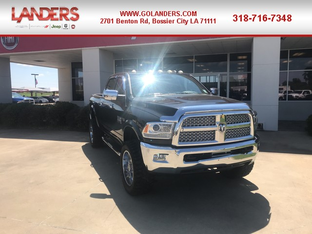 Certified Pre-Owned 2015 Ram 2500 Laramie Power Wagon