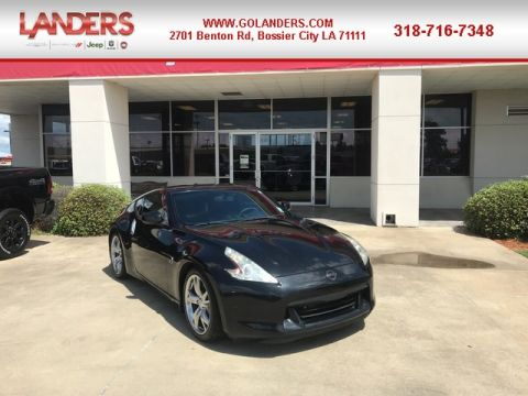 Pre-Owned 2011 Nissan 370Z coupe