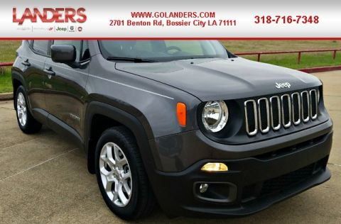 Pre-Owned 2018 Jeep Renegade Latitude