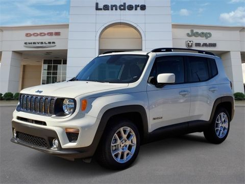 New 2020 JEEP Renegade Latitude FWD Sport Utility